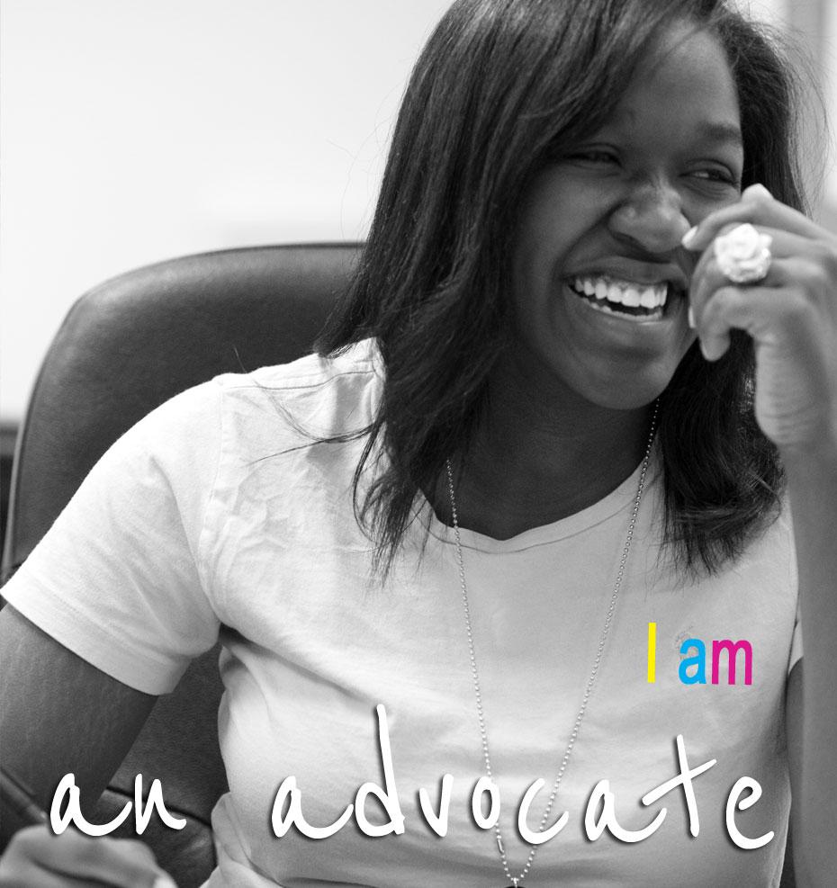 I am an advocate