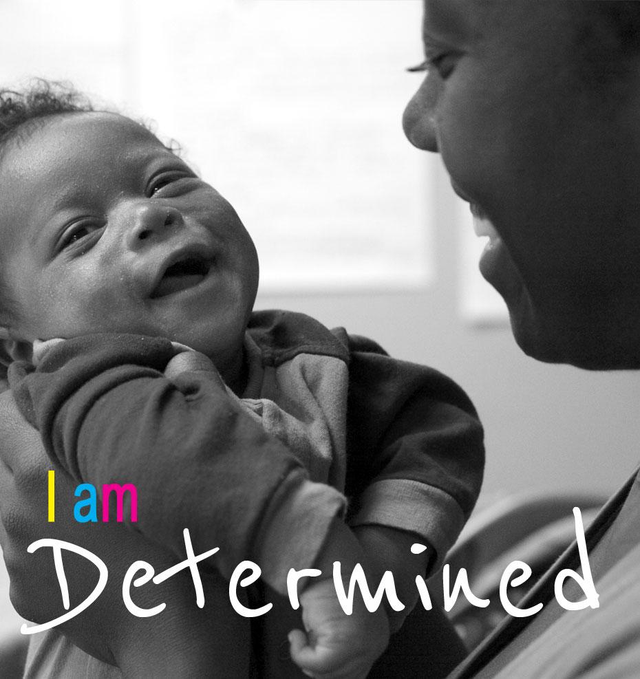 iam-determined
