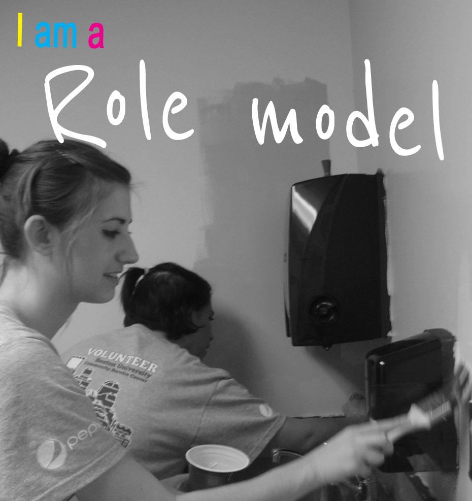 I am a role model